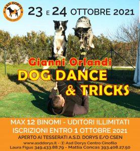 dog dance orlandi